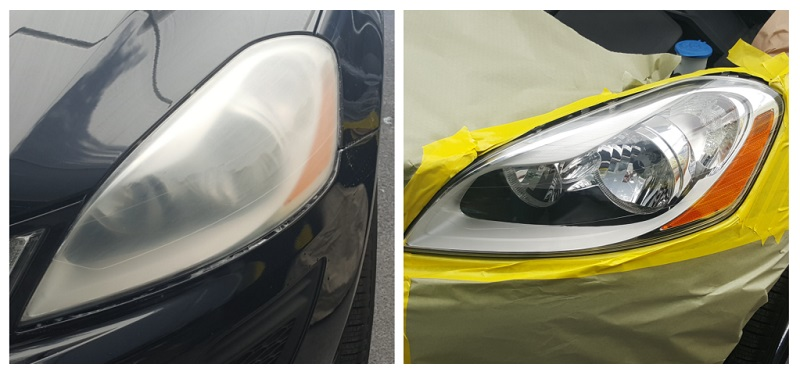 Restore Headlights West Palm Beach FL