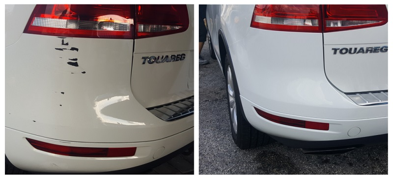 Scratch Repair West Palm Beach FL