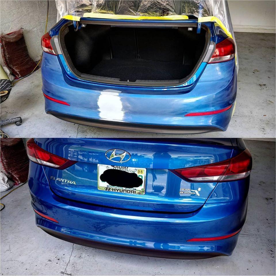 Auto Body Repair Service Juno Ridge FL